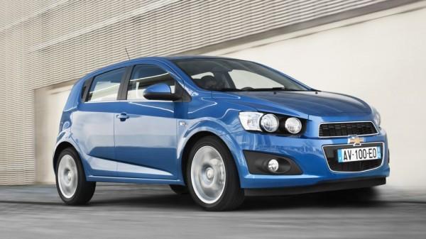 Platz 9 für den Chevrolet Aveo bei den ADAC Autokosten 2013
