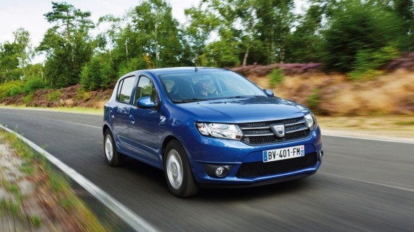 Platz 2: Dacia Sandero 1.2 16V LPG75 Lauréate - ADAC Autokosten Kleinwagen
