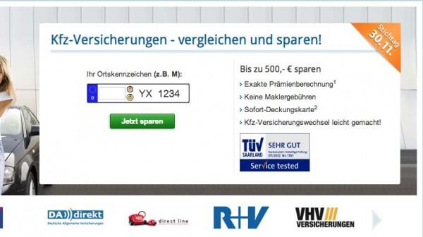 kfz versicherung1 600x336 - Telematik Versicherungstarife bei Kraftfahrzeugen