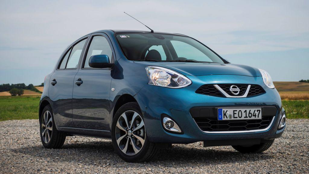 Der Nissan Micra 1.2 visia first rundet mit 33,5 Cent pro Kilometer bzw. monatlichen Gesamtkosten von 419 Euro die Top 10 im Kleinwagen-Segment der ADAC Autokostenberechnung ab und wird hierdurch zur reizvollen Anschaffung.