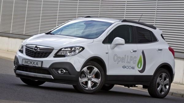 Autogas ab Werk: Sparsamer Opel Mokka LPG ab 2.870 Euro zu kaufen