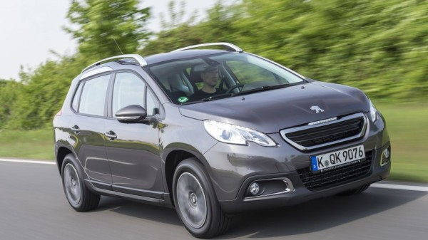 Platz 7: Peugeot 2008 82 VTi Access - ADAC Autokosten untere Mittelklasse
