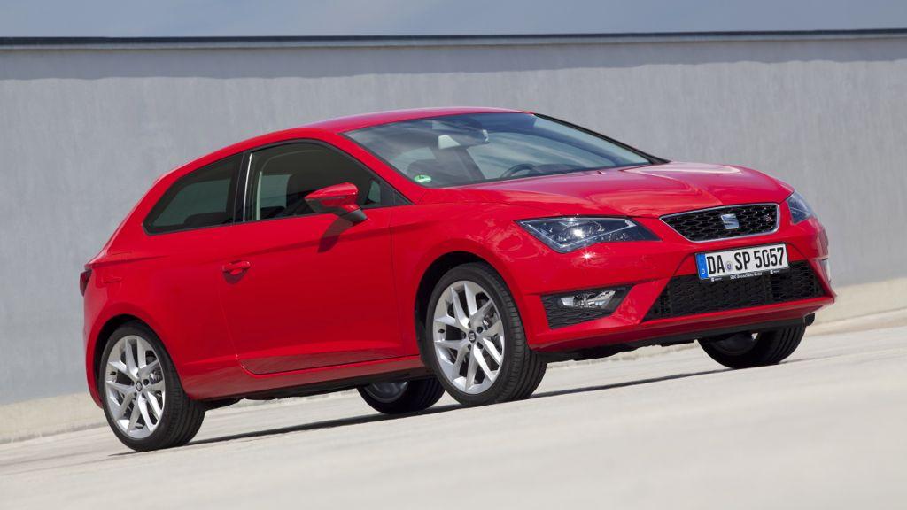 Platz 4: SEAT Leon SC 1.2 TSI - ADAC Autokosten untere Mittelklasse