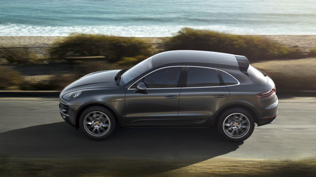 Porsche Macan Abmessungen - Wieviel Platz bietet das neue Modell