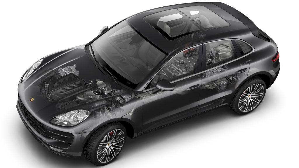 Weltpremiere: So sieht der neue Porsche Macan in seiner Serienversion aus. Die Zuffenhausen Sportwagenschmiede setzt große Hoffnungen in das Modell und plant mit einem jährlichen Absatz von rund 40.000 Einheiten. Damit wäre der neue Macan das zweitstärkste Volumenmodell nach dem Cayenne. Zur Markteinführung werden zunächst drei Derivate angeboten: Der Macan S, der Macan S Diesel und der Macan Turbo.