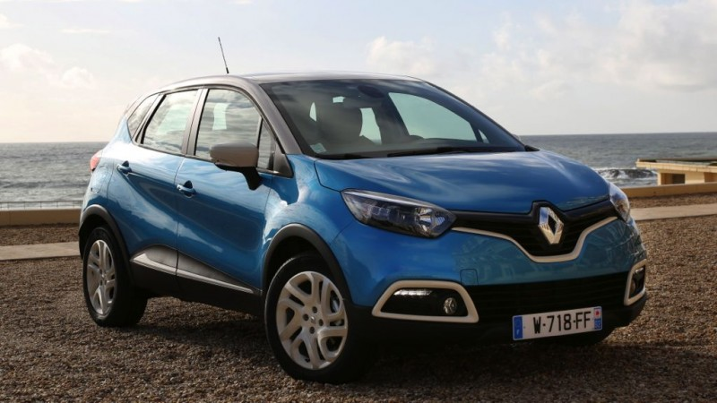 Platz 10: Renault Captur ENERGY dCi90 – ADAC Autokosten untere Mittelklasse