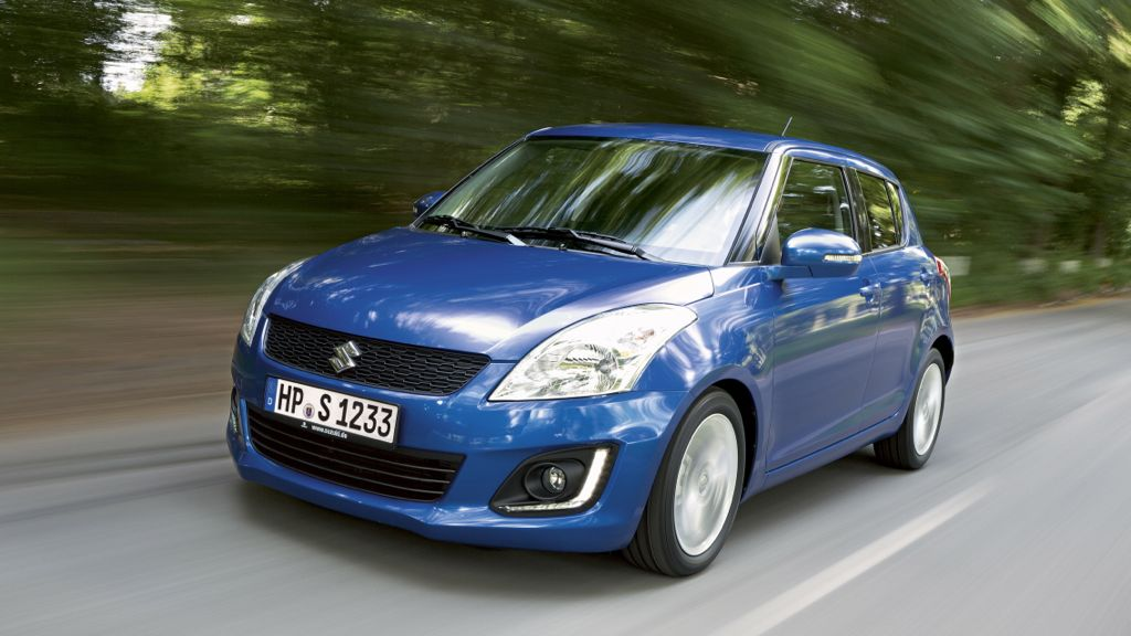Platz 4: Suzuki Swift 1.2 - ADAC Autokosten Kleinwagen