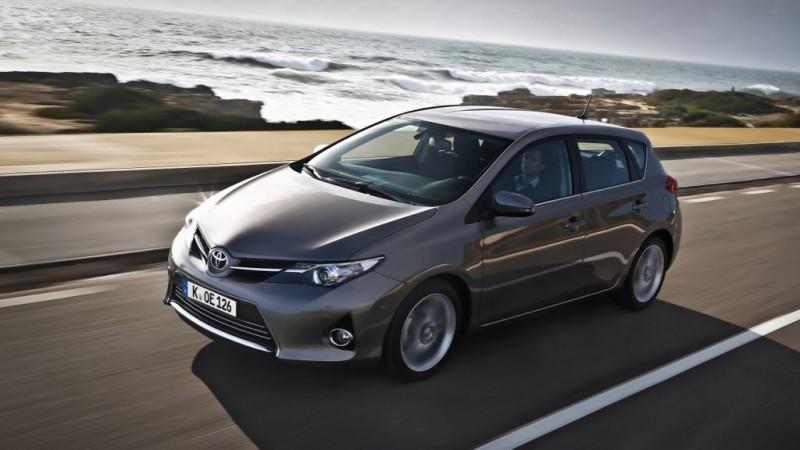 Platz 6: Toyota Auris 1.4 D-4D – ADAC Autokosten untere Mittelklasse