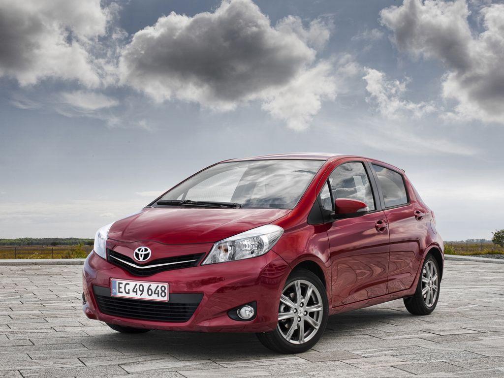 Platz 7: Toyota Yaris 1.0 Cool - ADAC Autokosten Kleinwagen