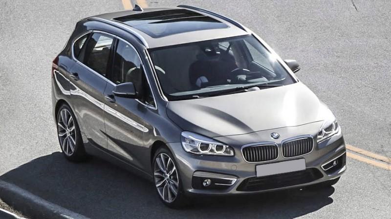 BMW 2er Active Tourer: offizielle Vorstellung steht kurz bevor