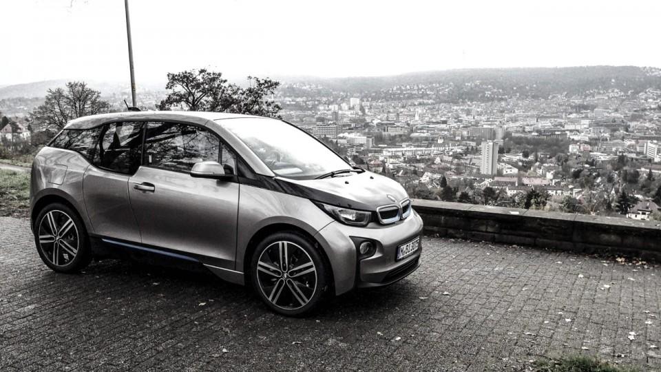 IMG 3334 960x540 - Fahrbericht BMW i3 (2014): Undefinierte Emotion