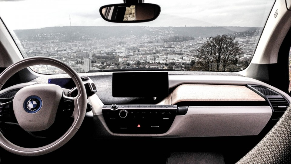 IMG 3356 960x540 - Fahrbericht BMW i3 (2014): Undefinierte Emotion