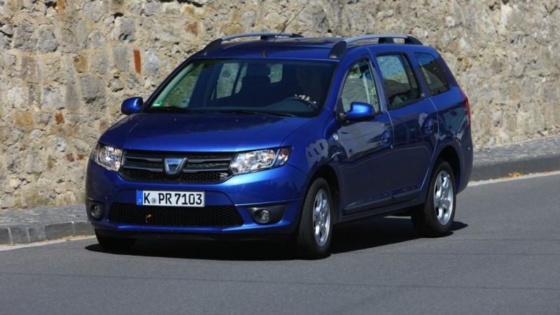 Platz 1: Dacia Logan MCV 1.2 16V 75 Essentiel – ADAC Autokosten untere Mittelklasse