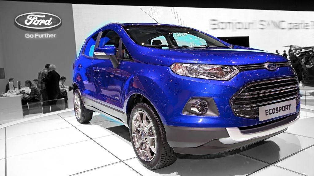 Ford EcoSport 1.5 Ti-VCT Titanium (Bildquelle: Automedienportal)