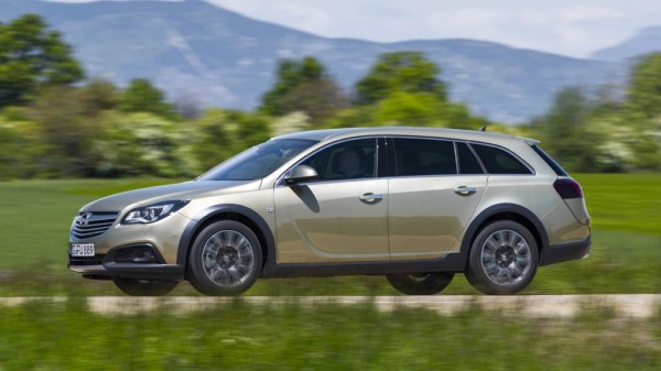 Opel Insignia Country Tourer 2.0 CDTI (2014)