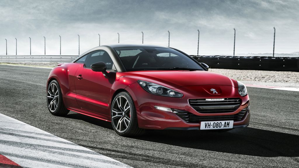 peugeot rcz r 2014 das auto magazin. Black Bedroom Furniture Sets. Home Design Ideas