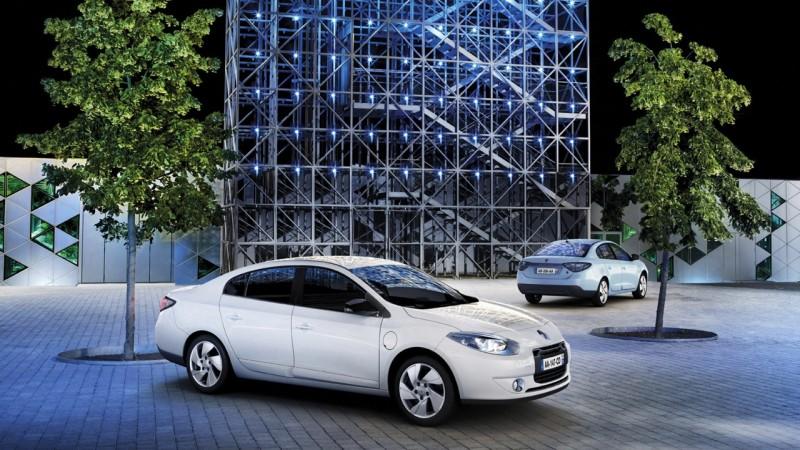 Elektroautos von Renault: Renault Fluence Z.E. (2014)
