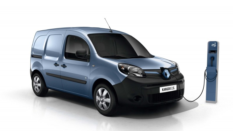 Elektroautos von Renault: Renault Kangoo Z.E. (2014)