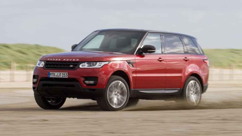 Land Rover Range Rover Sport (2014)