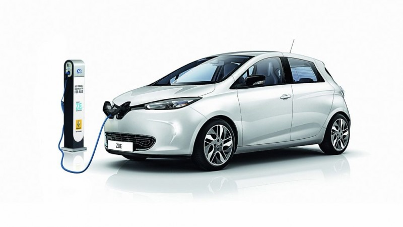 Elektroautos von Renault: Renault Zoe (2014)