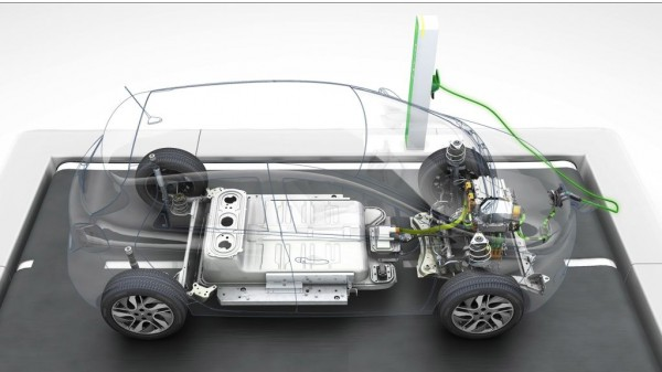 Elektroauto: Renault Zoe Technik