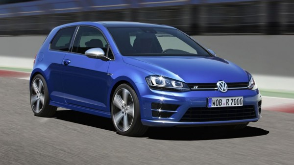 VW Golf 7 R MJ 2014