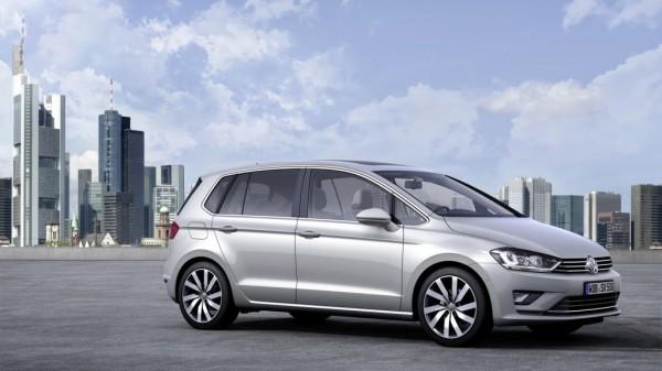 VW Golf Sportsvan 1,2l TSI BlueMotion (2014)