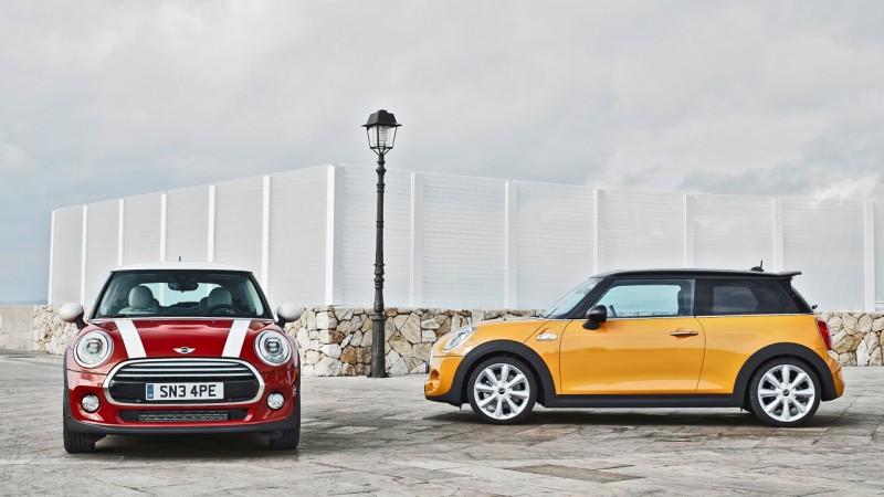 Mini Cooper, Mini Cooper D und Mini Cooper S (2014)