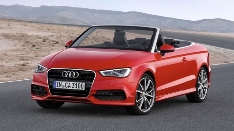 Audi A3 Cabriolet: Preise und Motoren des neuen Modells