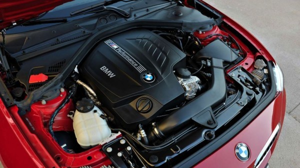 BMW 2er Coupé Motoren