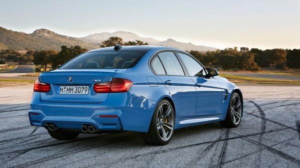 BMW M3 Verkaufsstart