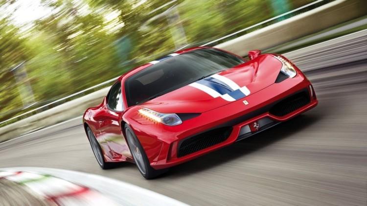Ferrari 458 Speciale Preis: Ab 235.000 Euro gibt es den Sportwagen mit dem stärksten V8-Saugmotor