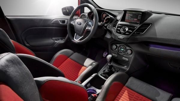 Ford Fiesta ST Sicherheitsausstatung