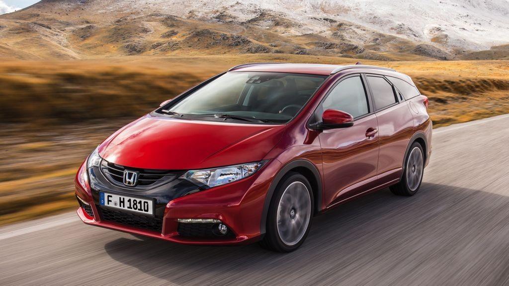 Honda Civic Tourer Preise: Deutscher Händlerstart am 1. Februar 2014