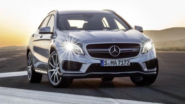 mercedes gla 45 amg mj2014 img 01 600x337 - NAIAS 2014: Technische Daten zum Mercedes-Benz GLA 45 AMG