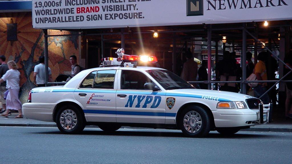 NYPD 2020: Polizeiwagen scannt Autokennzeichen vollautomatisch