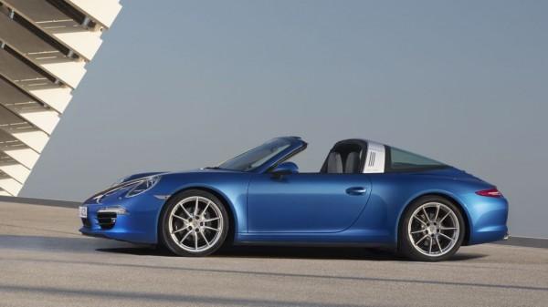 porsche 911 targa 4 mj2014 img 1 600x337 - NAIAS 2014: Porsche 911 Targa 4 - Video und Bildergalerie