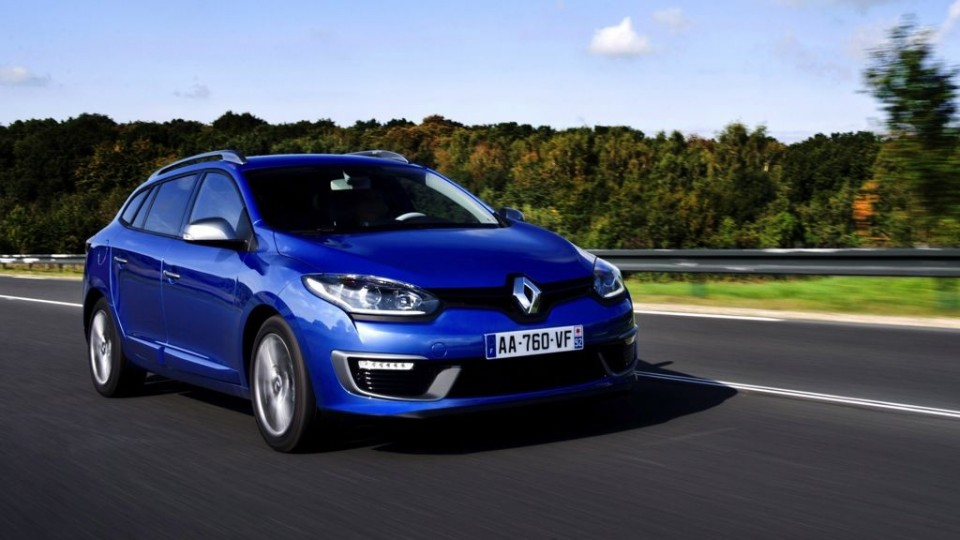 Neuer Renault Megane 5 Türer