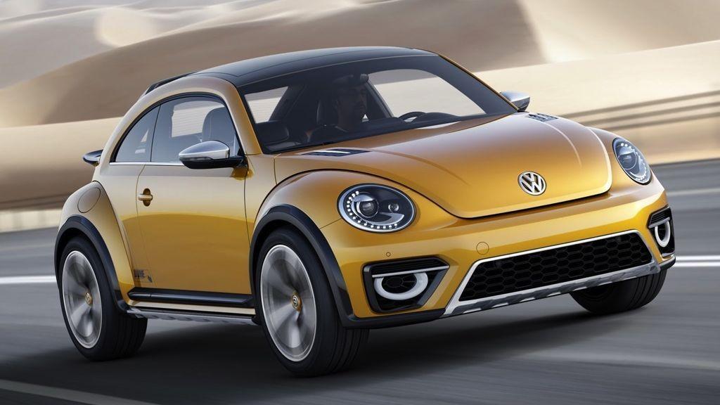 VW Beetle Dune (2014)