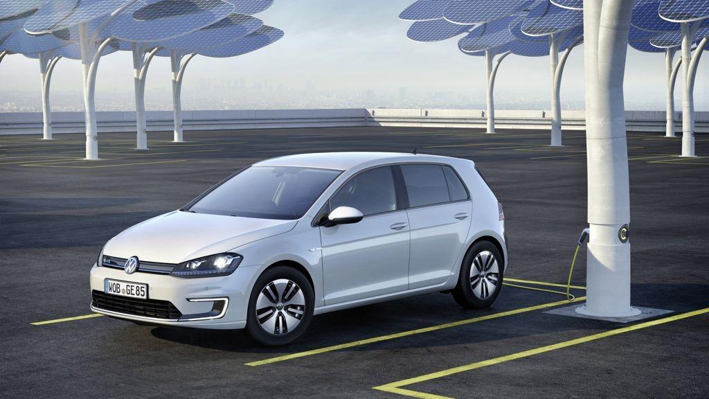 VW e-Golf: Verkaufsstart im Frühjahr 2014