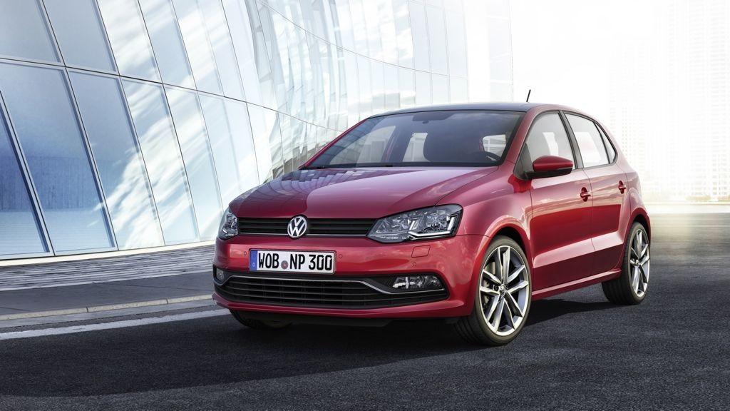 Neuer VW Polo als Facelift (2014)