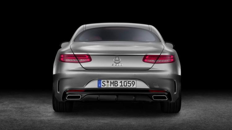 Mercedes-Benz S-Klasse Coupé (CL a. D.) (2015)