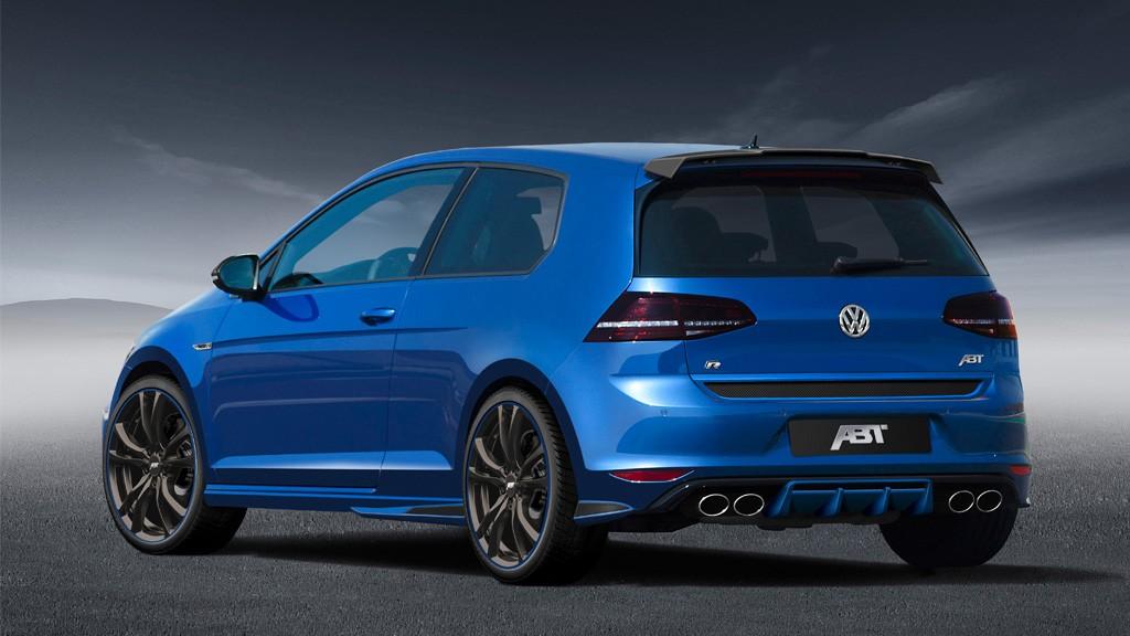 VW Golf R von ABT 1 - Neuer VW Golf R von ABT: Steuergerät-Power