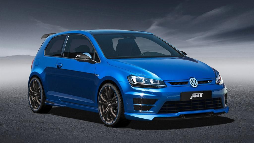 VW Golf R von ABT 2 - Neuer VW Golf R von ABT: Steuergerät-Power
