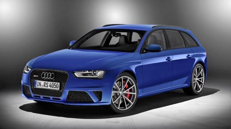 Genf 2014: Sondermodell Audi RS4 Avant Nogaro Selection