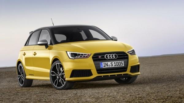 Audi S1 (2014)
