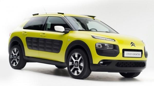 citroen c4 cactus mj2014 img 1 600x336 - Genf 2014: Citroën C4 Cactus - weniger ist mehr