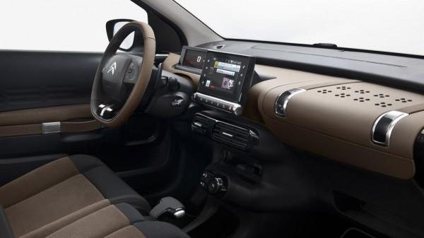 citroen c4 cactus mj2014 img 4 600x337 - Genf 2014: Citroën C4 Cactus - weniger ist mehr