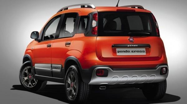 Genf 2014: Fiat Panda Cross -soll noch dieses Jahr auf den Markt kommen