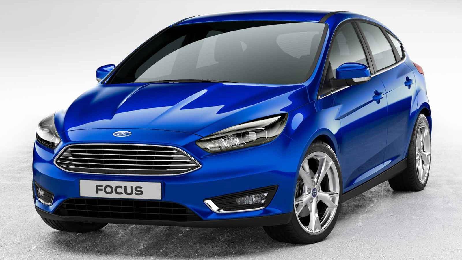 ford focus 2015 bakal punya dua versi mesin e1f3a2 - Genf 2014: Das ist der neue Ford Focus (2015)